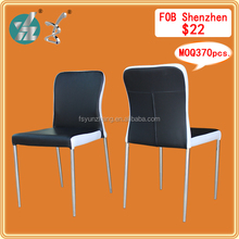 Metal frame French chairs for cafes