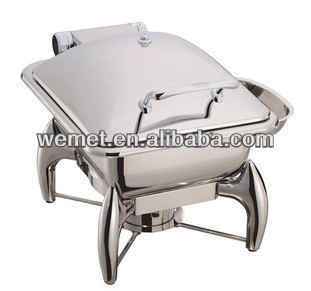 buffet chafer dish stainless steel serving dish