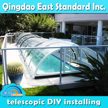 aluminum frame easy assembly aluminum all pools