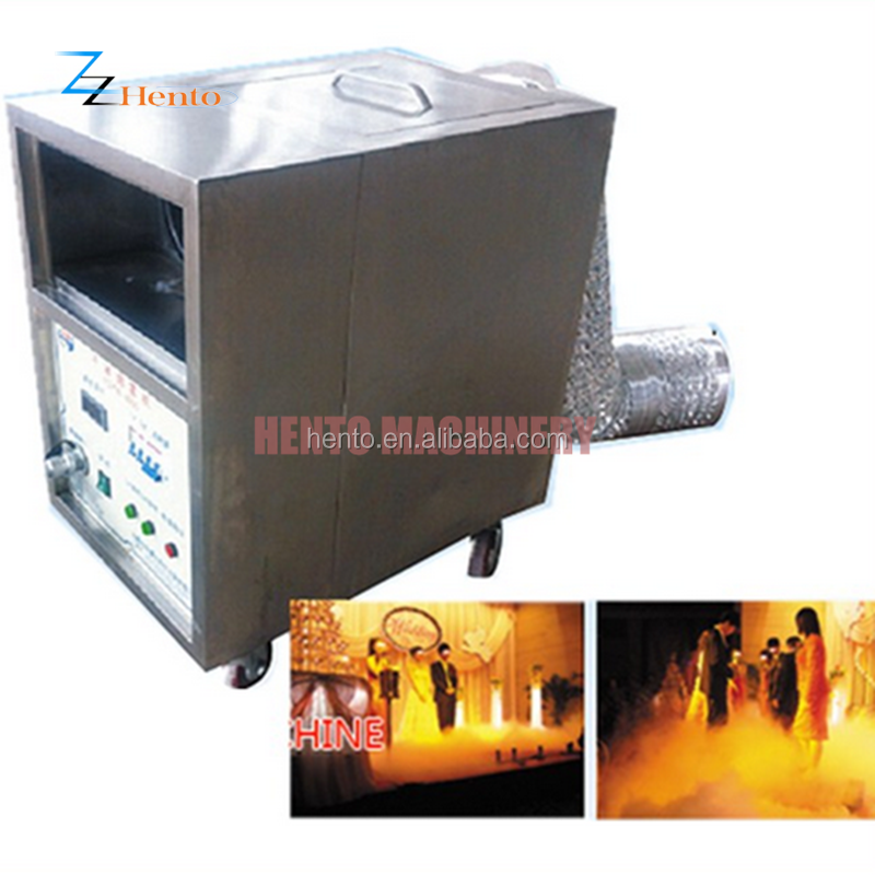 high quality dry ice smoking machine