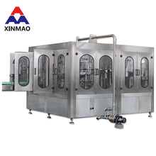 Bottled mineral water production line with beverage manufacturing equipment for small business