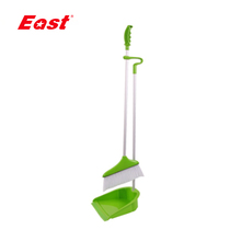 East plastic broom dustpan cleaning brush set