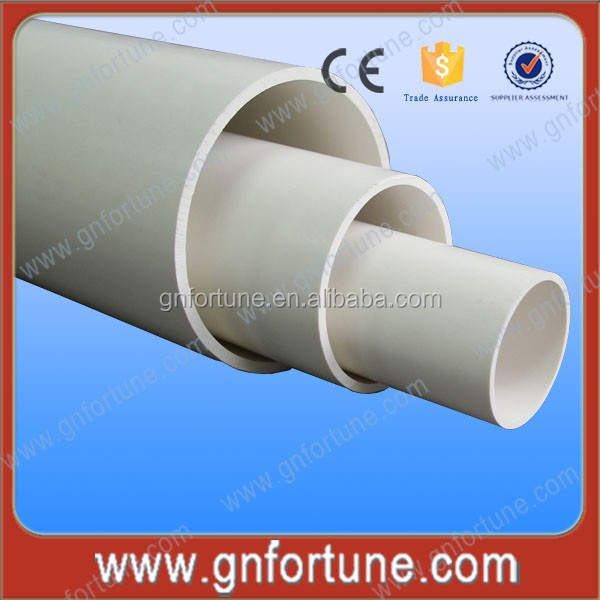 Cheap And Competitive PVC Curve Pipe