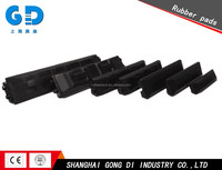 Excavator Rubber Track Pad/Shoe Conversion System Kits