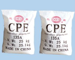 CPE 135A(hard PVC flexibility and impact modifier)