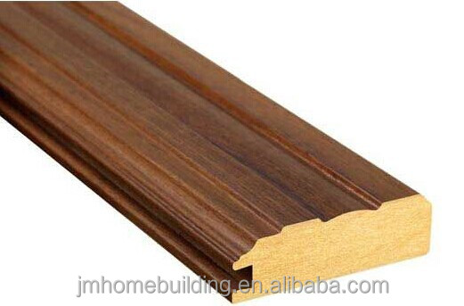 High quality wood line/wood strip for home using