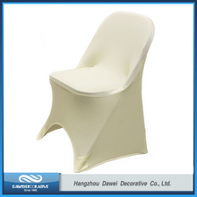 Universal Factory Supplier Spandex Folding Chair Cover