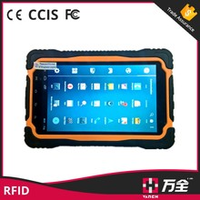 Factory 8inch Qualcomm Android Tablet PC rugged industrial android tablet with NFC