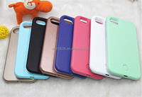 2016 Best Selling Warm Light LED Phone Case for iPhone 7 Plus