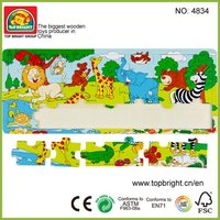 Top Bright wooden mind game
