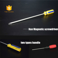 Non Magnetic Screwdriver PH3/PH2 Striking Type and Torx Screw Head Type the function of screw driver repair tools