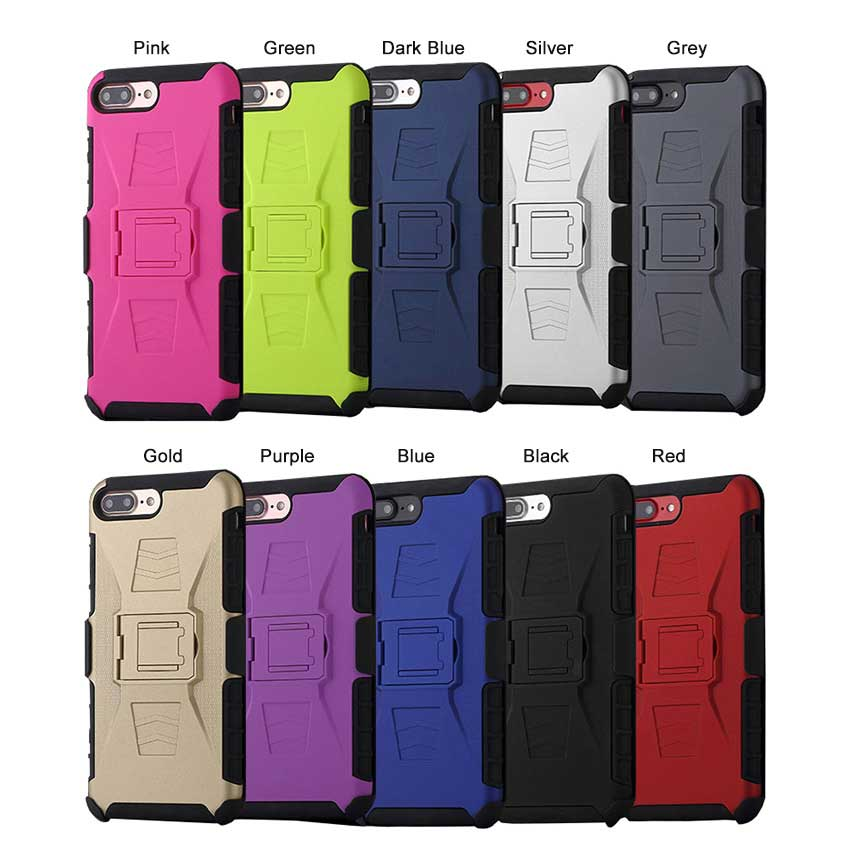 Hot Sell New Design Super Thin Colorful Cell Phone Case For Iphone 7 Plus