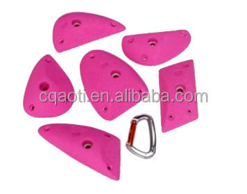 MY-216 Free Screws on Intresting Hot Climbing Holds