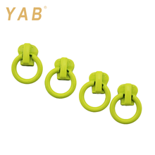 YAB Most Popular Products Custom Made Luggage Zipper Plastic Pullers Sliders