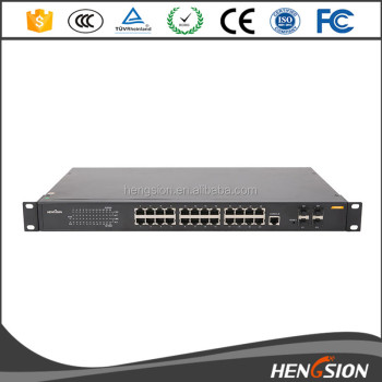 Professional Rack-mount Ethernet Switch in China