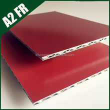 A 2 fire rated Acp /exterior wall used building material