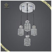 Retail and Wholesale Zhongshan Pendant Light Simple Crystal Pendant Light, LED Pendant Light for Dining