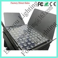 Quality 80*10w rgbw 4in1 leds exported waterproof linear wall washer
