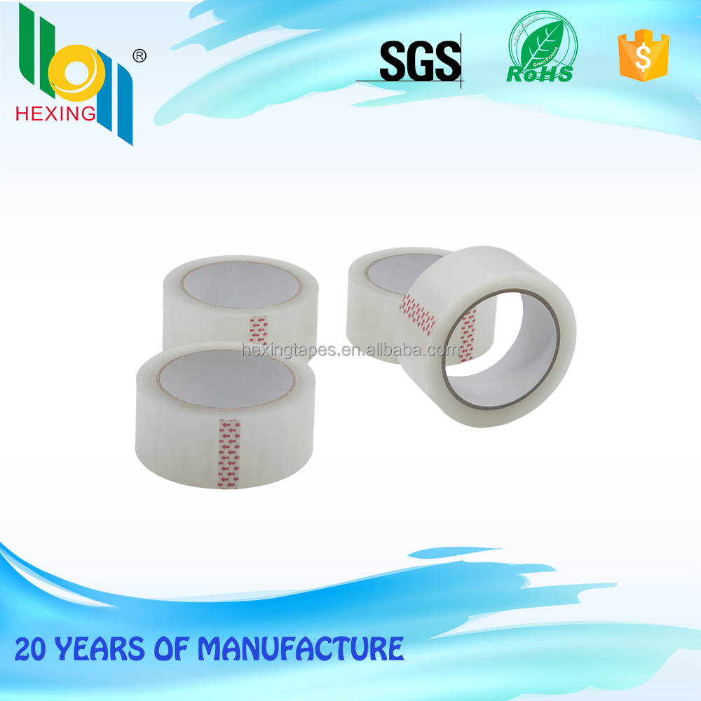 clear bopp adhesive tape
