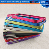 Chinese factory price Aluminum Bumper case for Samusng Note3