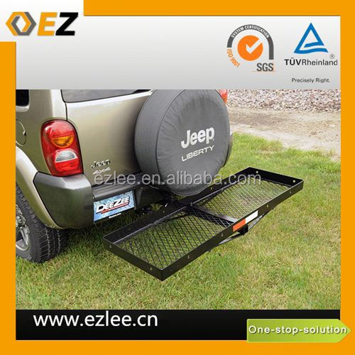 bicycle luggage carrier, folding cargo carrier