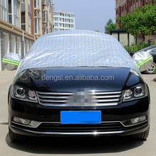 outdoor aluminum film snow and UV proof car windshield snow cover