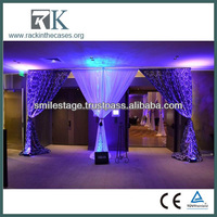 Telescopic pipe drape 4 Professional Manufacturer Portable Booths