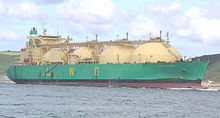 LNG/LPG Liquefied Natural Gas - Liquefied Petroleum Gas