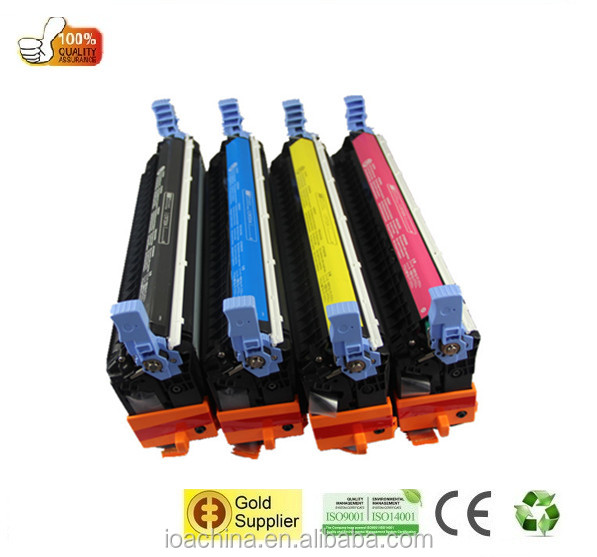 toner cartridge For hp c9730a for HP Color Laserjet 5500/5550 printer ciss toner cartridge