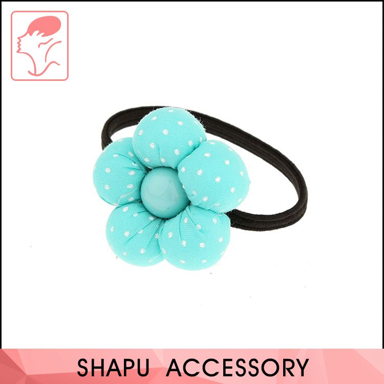 Latest arrival logo printed non-slip material silicone elastic cheap children hair band