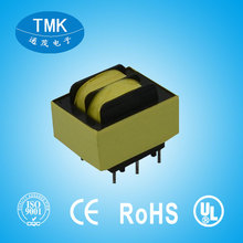 EI Type Ferrite Core High Frequency PCB Mount Transformer EI33 EI35 EI40 EI41 EI42 EI48 EI50 EI60 EI70 Price Manufacturer