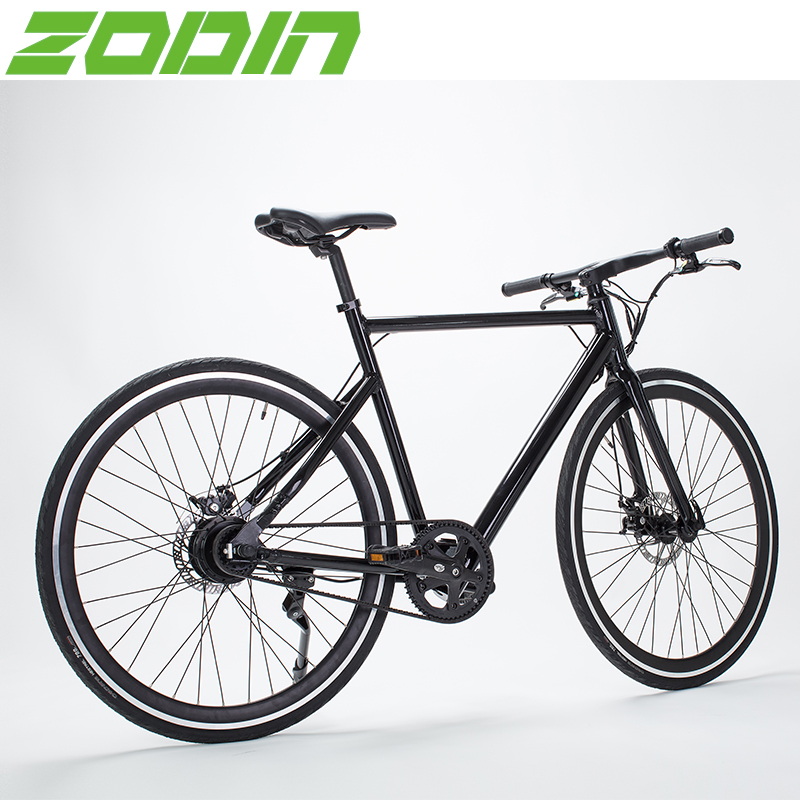 <strong>City</strong> inside battery 250w 36V 28inch 700C single speed LCD Display brushless adult Used cool e bicycle electric bike