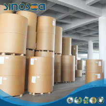 230gsm roll packing recycled brown kraft liner paper