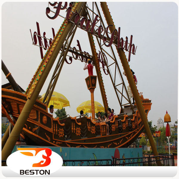 Hot sell deluxe pirate ship names of amusement park rides