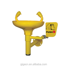 GIGA north emergency wall mounted eyewash station