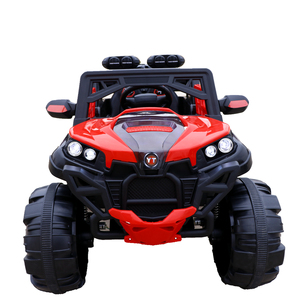 Wholesale battery operated jeep baby car 12v toy car kids electric ride on car