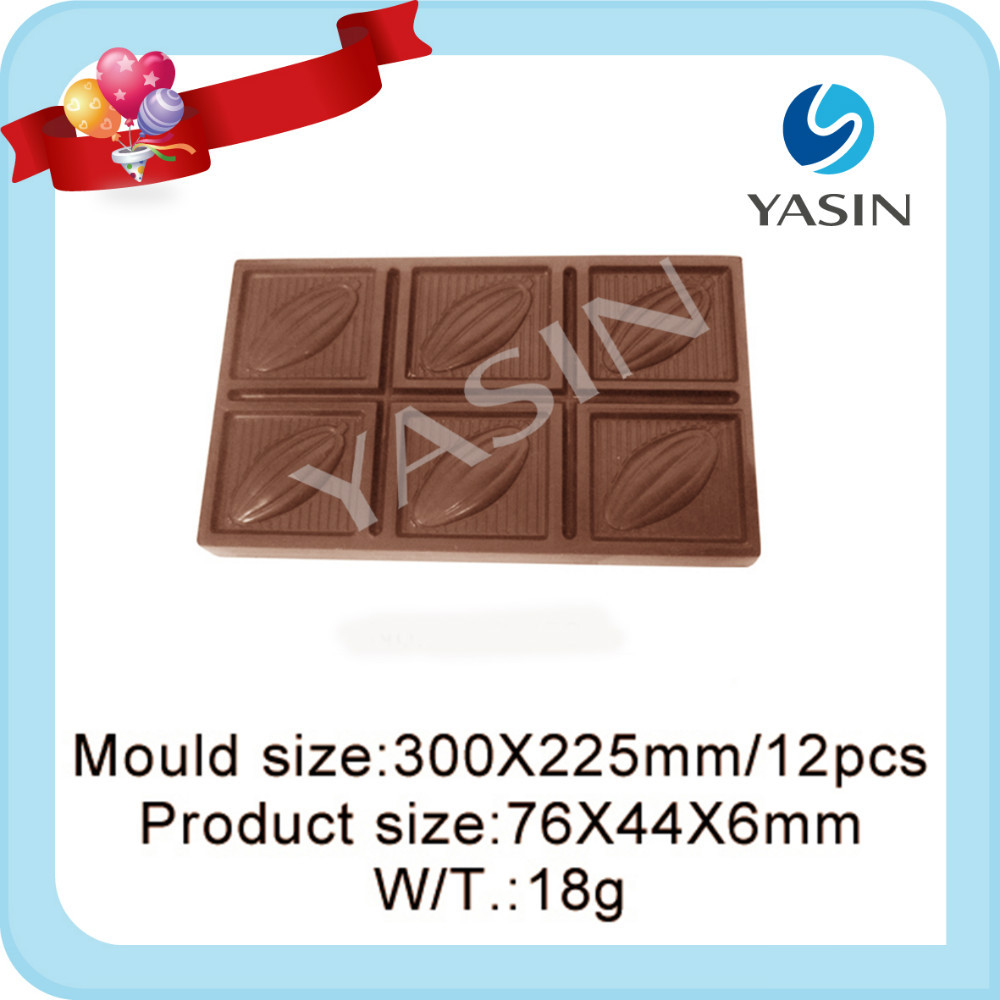 custom chocolate molds polycarbonate