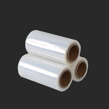 Customized best fresh plastic wrap pe cling film