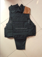 lightweight aramid body armor bulletproof ballistic clothes suit