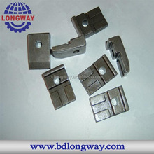 cast iron GG20 precision rice mill machinery spare parts