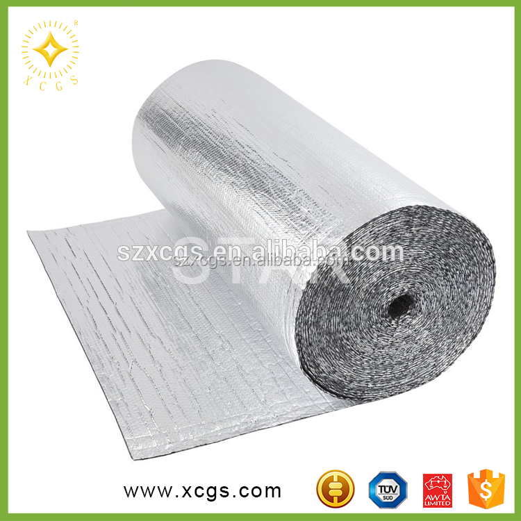 heat reflective insulation board/sound reflection board/underfloor heating insulation board