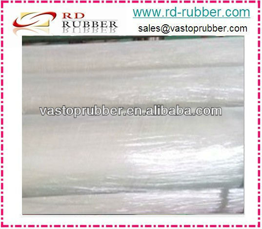 White NBR Rubber Sheeting