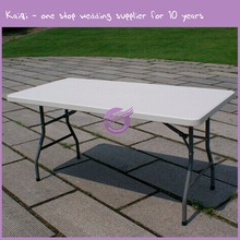 ZY00140 portable plastic high quality white square plastic tables and chairs price