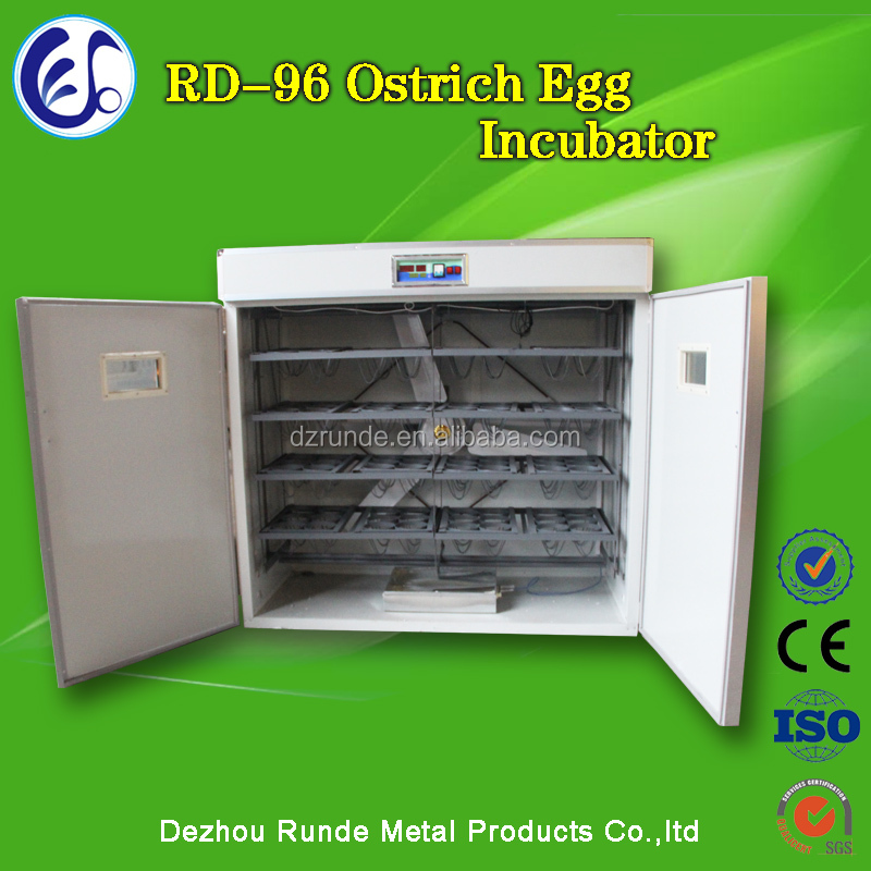 For Ostrich Farm RDO-96 Automatic Ostrich Egg Incubator/Hatchers for Ostrich