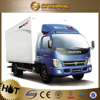 FOTON Ollin 8 ton china container van for sale