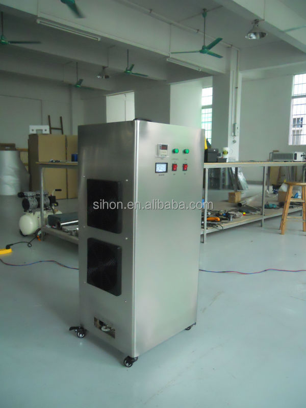Meet processing food fresh-keeping use ozone generator