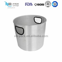 Top Quality Promotional Aluminum Ice Bucket/ Wine Ice Bucket For Bar