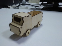 Children's Wooden truck Jigsaw Puzzle, Toys for Kids