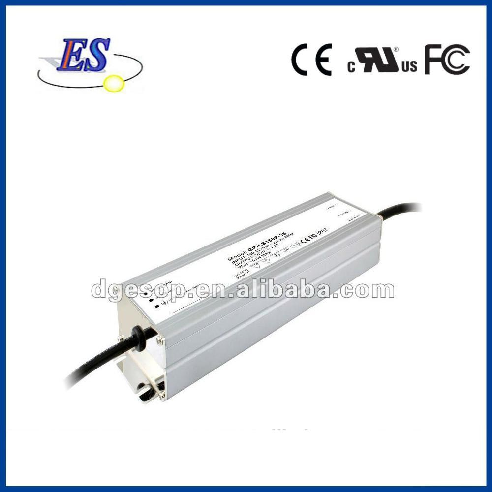 100W 1.75A High Performance LED Driver - Constant Current / Voltage