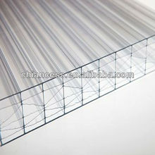 Seven wall Diamond Structure Polycarbonate Hollow PC Sheet